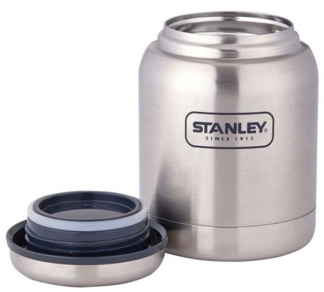 Термос для пищи Stanley Adventure 0.41L Стальной