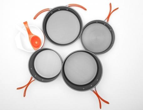 Набор посуды алюминиевый Fire Maple FMC-K7