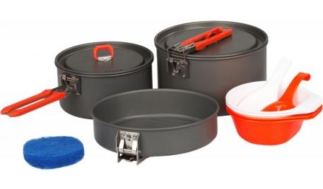Набор посуды алюминиевый Fire Maple FMC-K10
