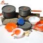 Набор посуды алюминиевый Fire Maple FMC-K10 - фото 2