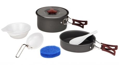 Набор посуды алюминиевый Fire Maple FMC-203