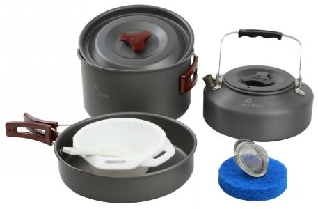 Набор посуды алюминиевый Fire Maple FMC-204