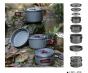 Набор посуды алюминиевый Fire Maple FMC-206 - фото 1