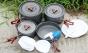 Набор посуды алюминиевый Fire Maple FMC-206 - фото 2