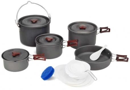 Набор посуды алюминиевый Fire Maple FMC-213