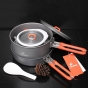 Набор посуды алюминиевый Fire Maple Feast 2 - фото 8