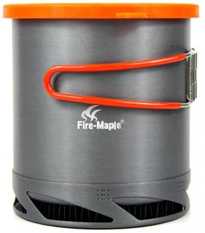 Котелок с теплообменником Fire Maple Typhoon 1 л