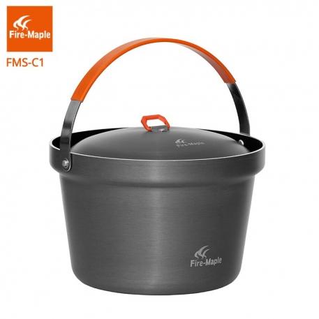Котелок алюминиевый Fire Maple Rice Pot 3 л