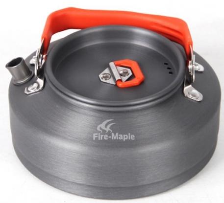 Чайник с ситечком Fire Maple Feast-Т3 0,8 л