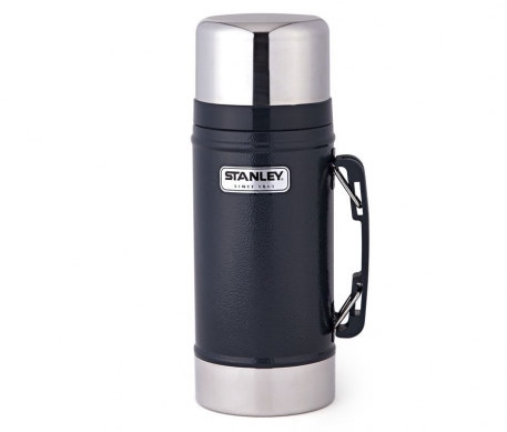 Термос для пищи Stanley Classic 0.7L темно-синий