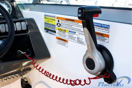 Коммандер для лодочных моторов Yamaha 6X3