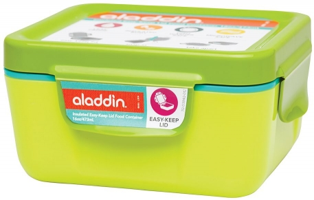 Ланчбокс Aladdin Easy-Keep Lid 0.47L зеленый