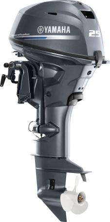 Лодочный мотор Yamaha F25GETL