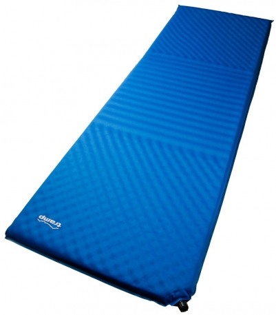 Самонадувающийся коврик Tramp 50 Blue