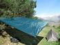 Легкий тент Tramp 3x3 со стойками - фото 3