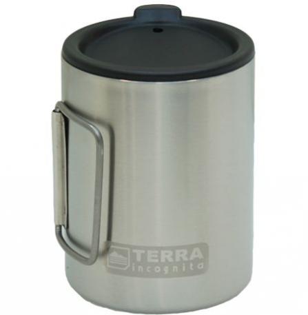 Термокружка Terra Incognita T-Mug 250 W/Cap