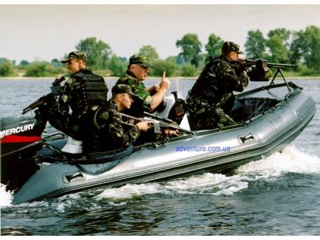 Надувная лодка Adventure Rubicon R-440