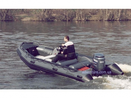 Надувная лодка Adventure Rubicon R-495