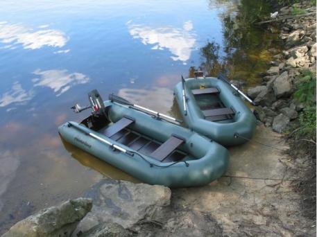 Надувная лодка Adventure T-290P