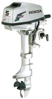 Лодочный подвесной мотор Honda BF5 AK2 LBU SP