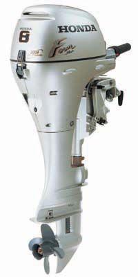 Лодочный подвесной мотор Honda BF8 SHU SP