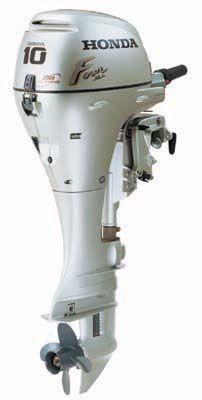 Лодочный подвесной мотор Honda BF10 D4 LHSU SP