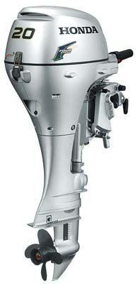 Лодочный подвесной мотор Honda BF20 LHSU