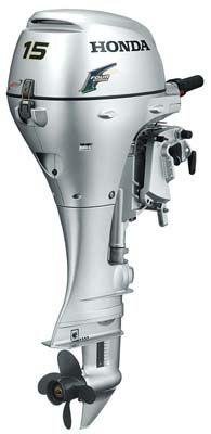 Лодочный подвесной мотор Honda BF15 D3 SRU SP