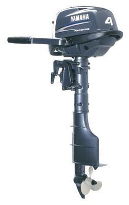 Лодочный подвесной мотор Yamaha F4 AMHS