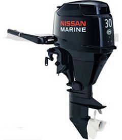Лодочный подвесной мотор Nissan 30 A4