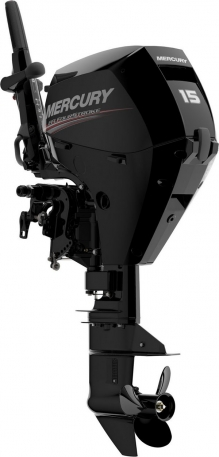 Лодочный мотор Mercury F15MLH