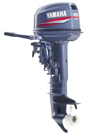 Лодочный подвесной мотор Yamaha 25 BMHL