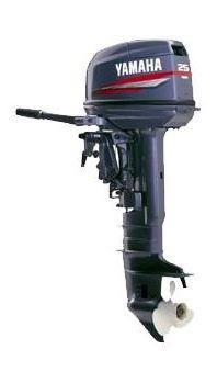 Лодочный подвесной мотор Yamaha 25 BWL