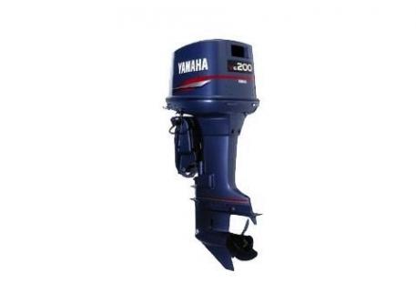 Лодочный подвесной мотор Yamaha 200 AETX