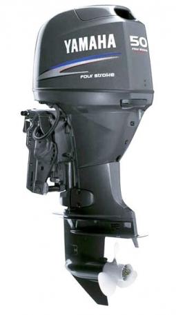Лодочный подвесной мотор Yamaha F50 DETL