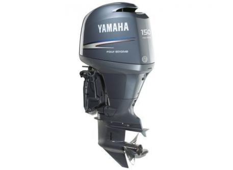 Лодочный подвесной мотор Yamaha F150 AETX