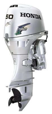 Лодочный подвесной мотор Honda BF50 A4 SRTUSP