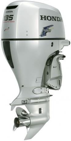 Лодочный подвесной мотор Honda BF135 A4 LU SP