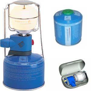 Газовая лампа Campingaz Lumostar С 270 PZ + баллон CV300