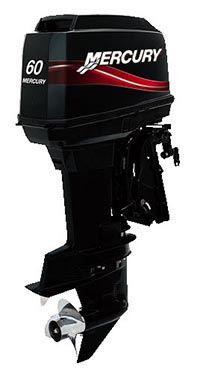 Лодочный мотор Mercury 60EO