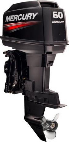 Лодочный подвесной мотор Mercury 60 ELPTO Big Foot