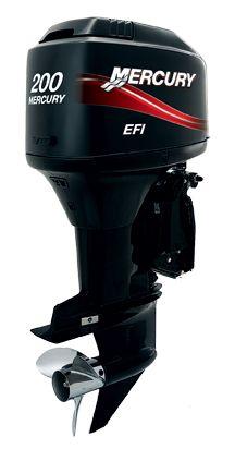 Лодочный подвесной мотор Mercury 200 СXL EFI