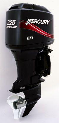 Лодочный подвесной мотор Mercury 225 СXL EFI