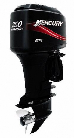 Лодочный подвесной мотор Mercury 250 XL EFI