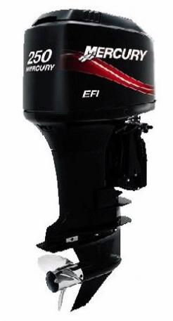 Лодочный подвесной мотор Mercury 250 СXL EFI
