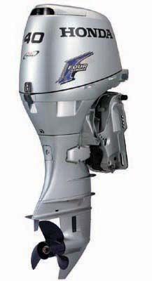 Лодочный подвесной мотор Honda BF 40 D LRTU SP