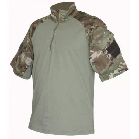 Летняя тактическая рубашка Commandor с коротким рукавом