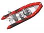Надувная лодка с пластиковым днищем RIB Adventure Vesta V-650 SL - фото 1