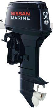 Лодочный подвесной мотор Nissan 50 A EPTO2
