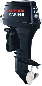 Лодочный подвесной мотор Nissan 70 A EPTO2